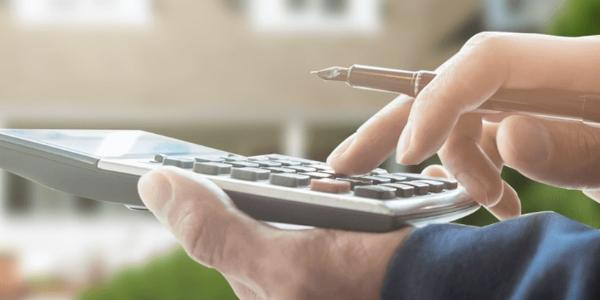 calculate home interest for refinance
